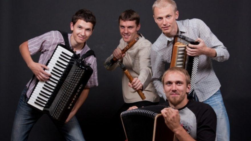 "Instrumentinės grupės ""Subtilu-Z"" koncertas"