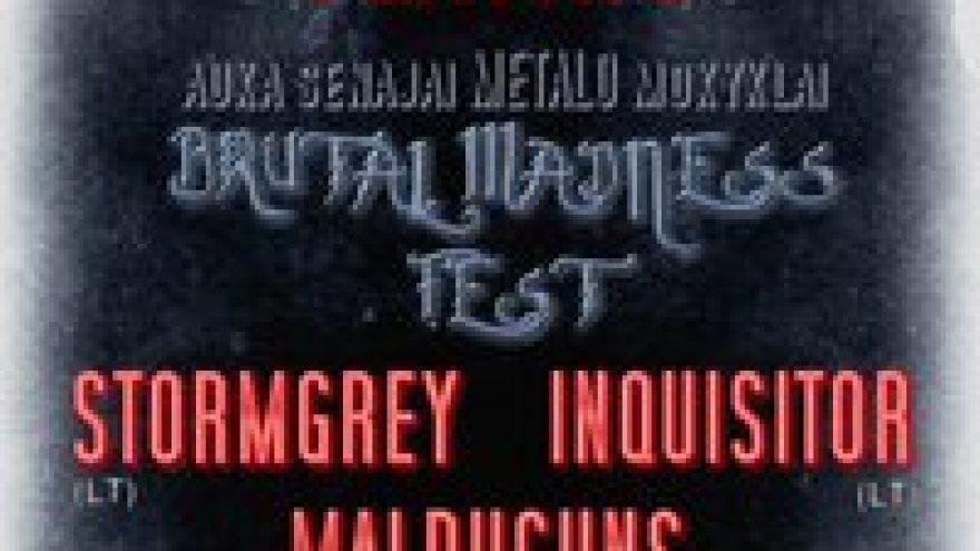 Brutal Madness Fest 2011