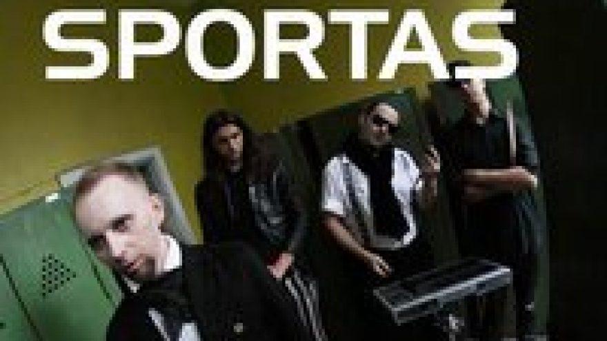 "Grupės ""Sportas"" koncertas"