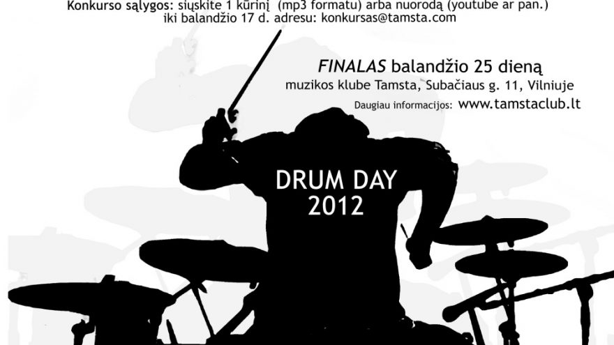 Drum Day 2012