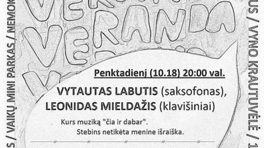 LABUTIS & MIELDAŽIS – DŽIAZAS ČIA IR DABAR !
