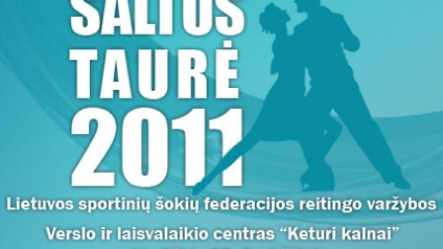 Saltus taurė 2011
