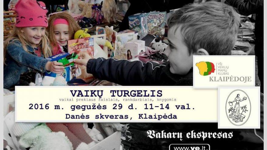 VAIKŲ TURGELIS