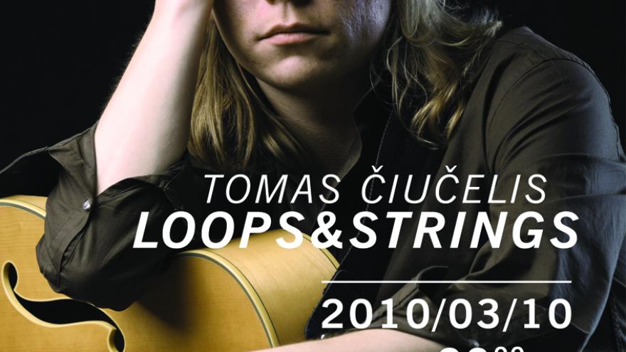 Loops & strings (NEmokamas)