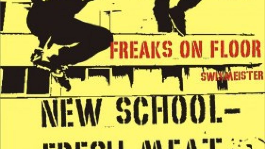 "New School – Fresh Meat"""