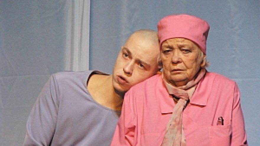 Oskaras ir ponia Rožė