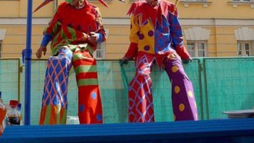 "Gatvės teatrų festivalis ""Mozaika"""