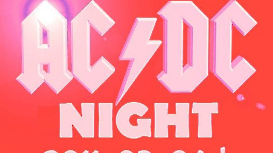 AC/DC NIGHT