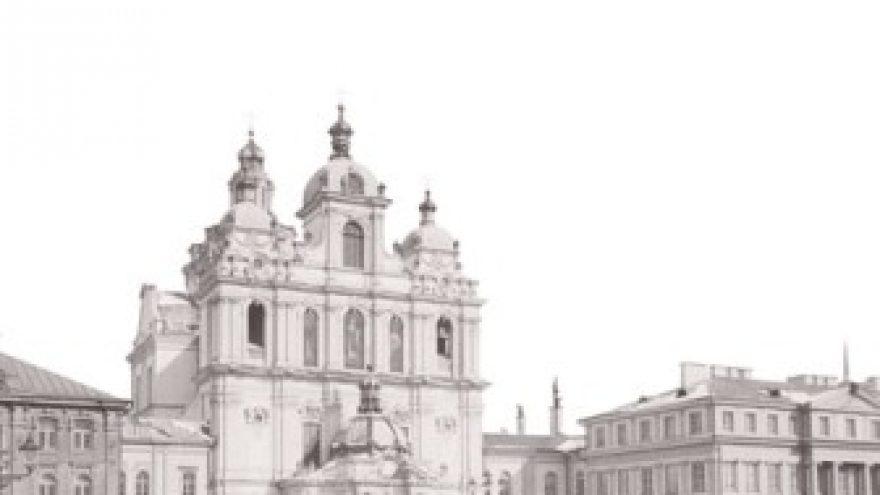 Vilniaus geografija kitaip
