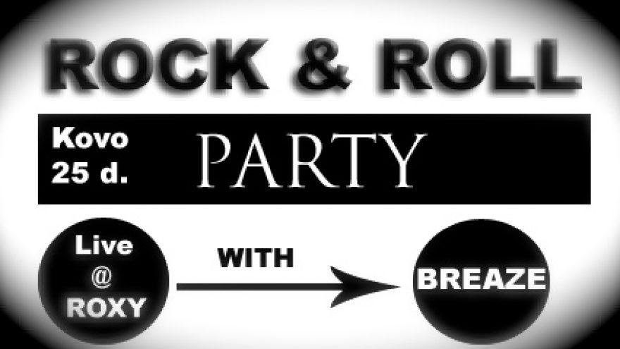 """""""BREAZE""""_rock'n'roll night!"""