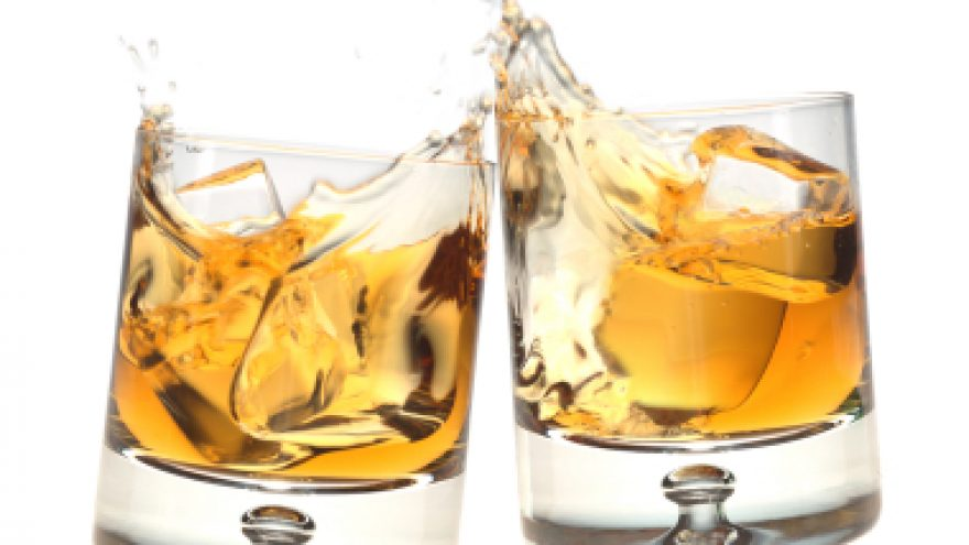 Škotiško Single Malt viskio degustacija