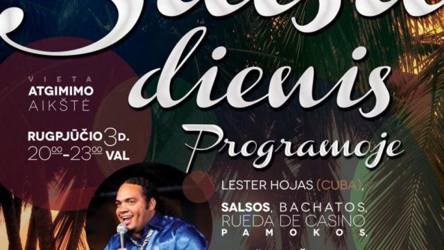 Jūros šventės salsadienis 2012