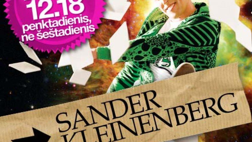 SANDER KLEINENBERG (NL) | Ignas