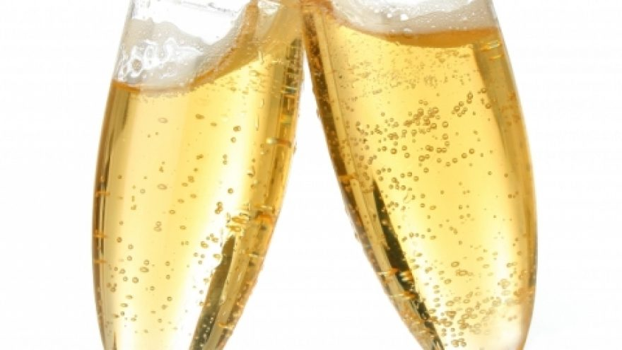 Šampano degustacija
