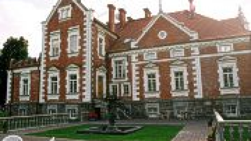 Vidurio Lietuvos dvarų romantika