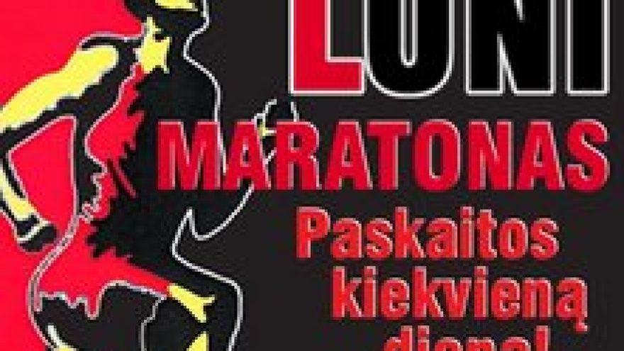 Prasideda Laisvojo universiteto (LUNI) maratonas