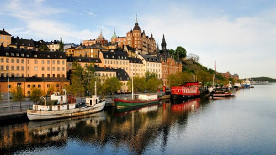 Kruizas Ryga – Stokholmas
