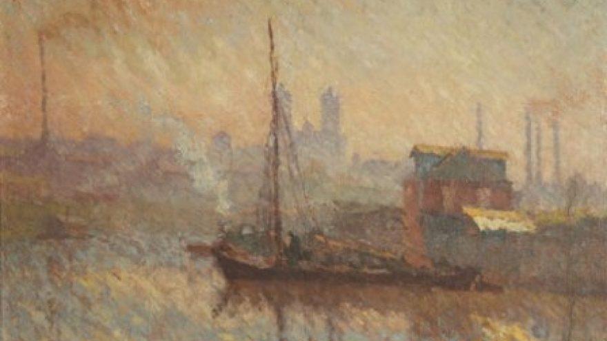 Jono Buračo tapybos paroda