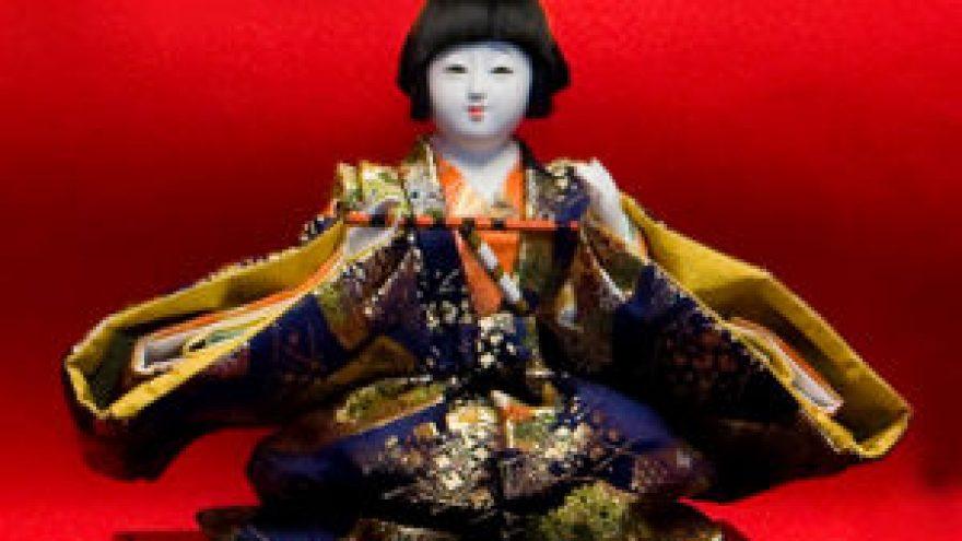 Tradicinė japonų šventė Hina Matsuri
