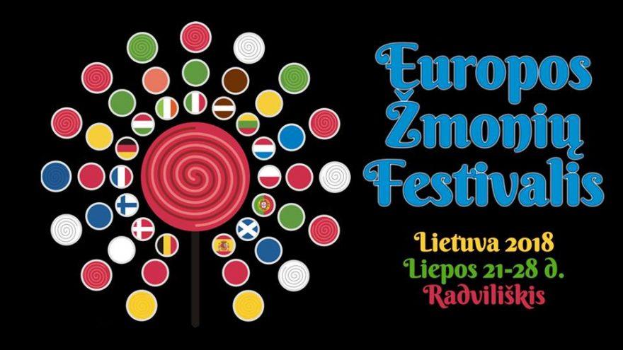 Pasaulio žmonių festivalis Radviliškyje