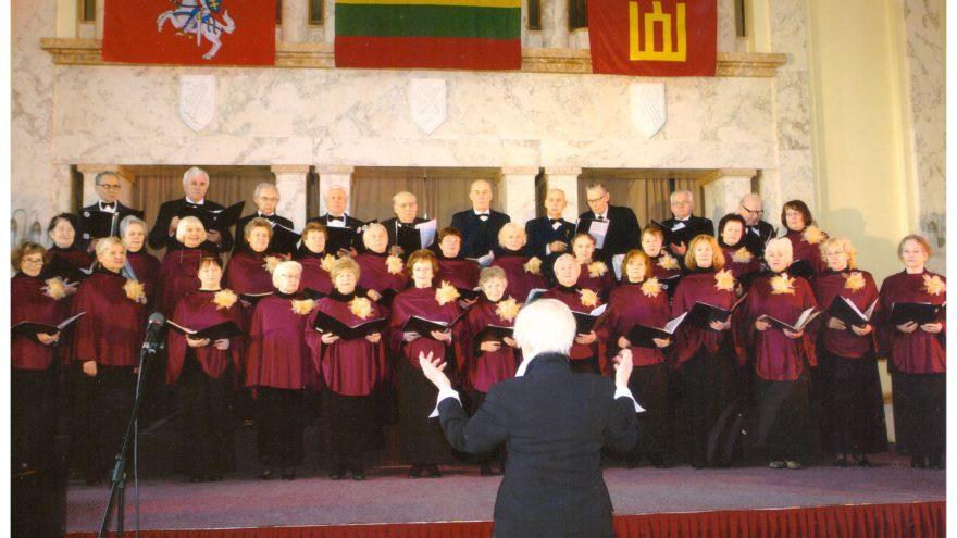 "Choro ""Ilgesys"" jubiliejinis koncertas"