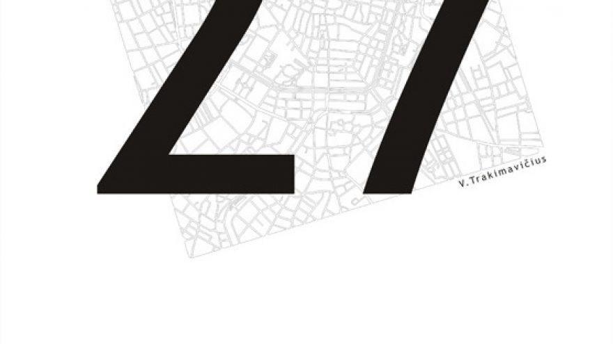 """Personalinė V.Trakimavičiaus paroda """"27"""""""
