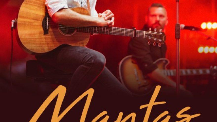 Akustinis Manto koncertas