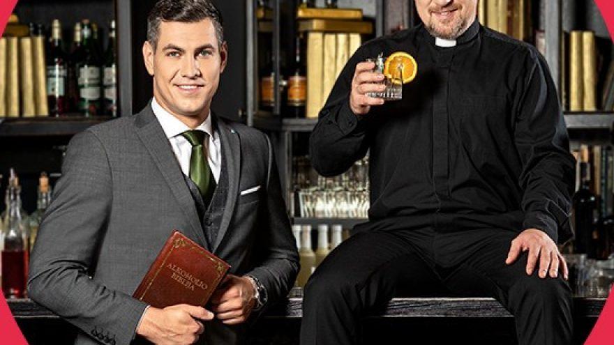 DOMINO teatras | premjera Alkoholio biblija | PALANGA