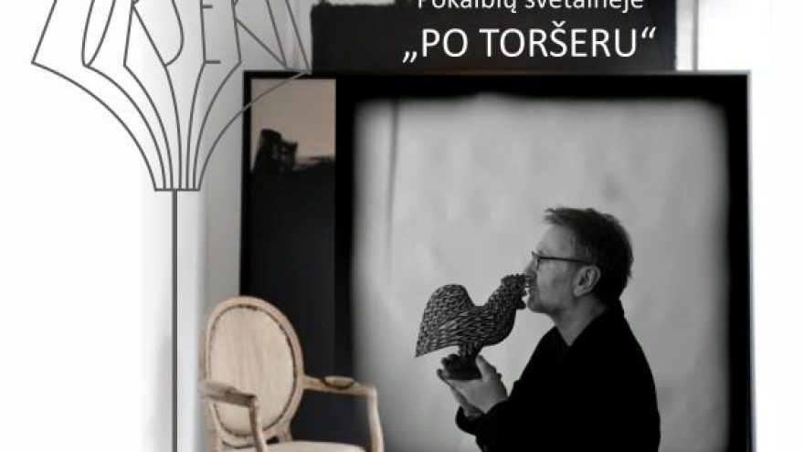 """Po toršeru"" fotomenininkas Remigijus Treigys"