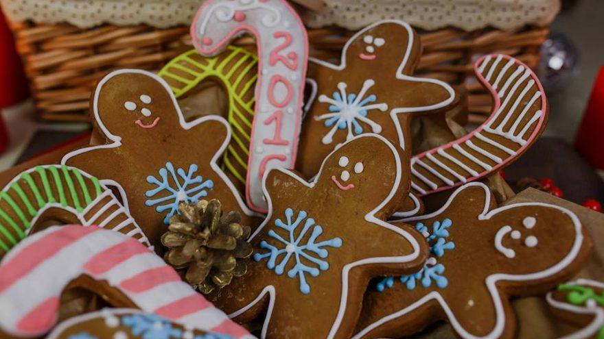 Kalėdinė ekskursija šeimoms su meduolių gamyba