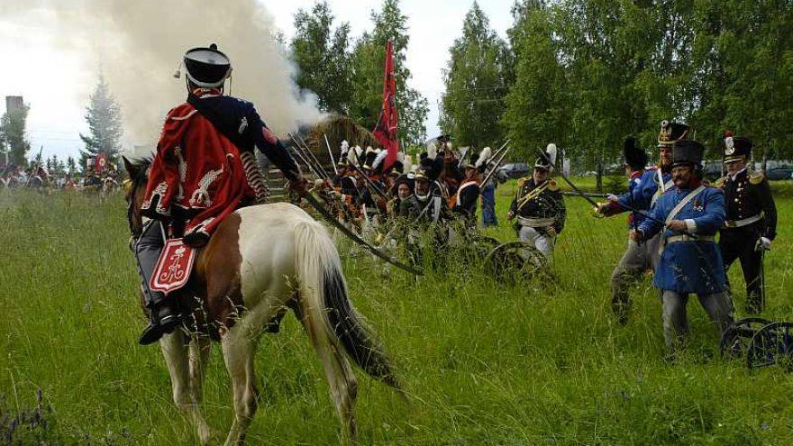 """""""Vilkmergės (Deltuvos) mūšis 1812 – 2011"""""""