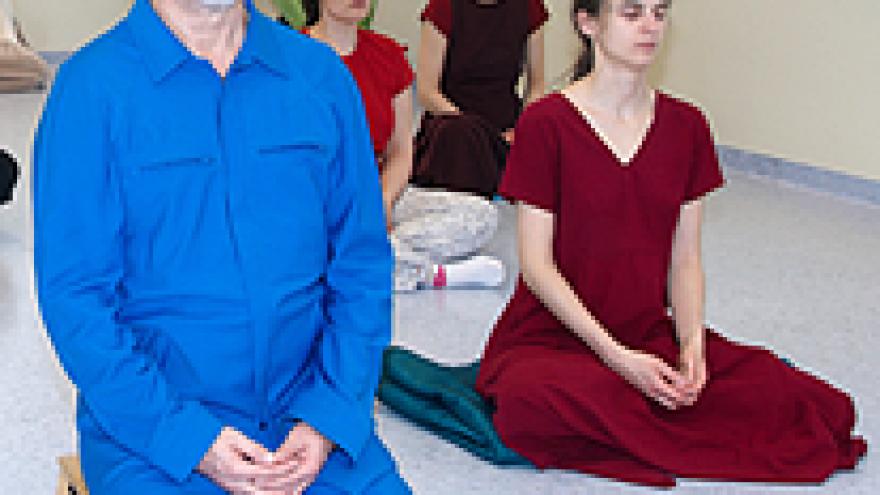 Meditacinis proto nuraminimas ir atgaiva