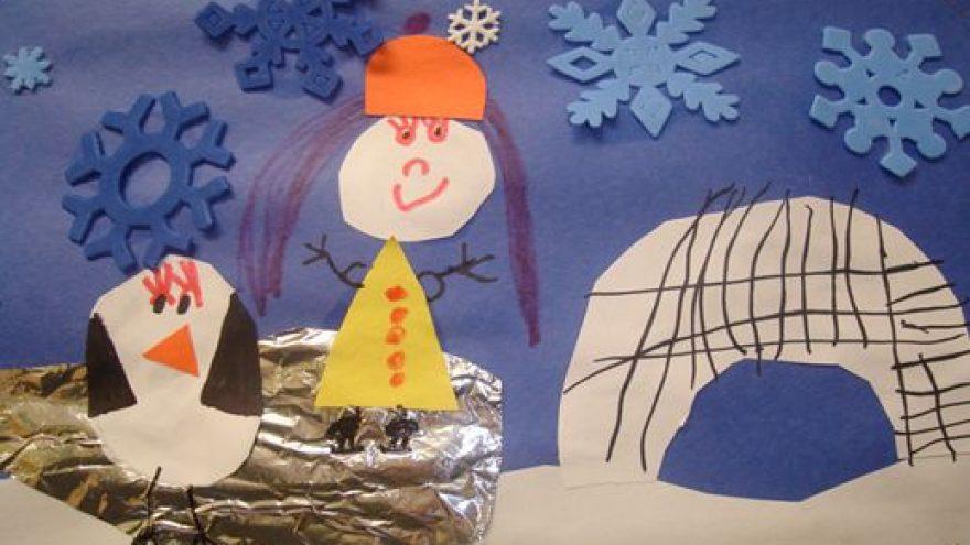 Žiemos – dienos stovykla su MEGIUKO personažais