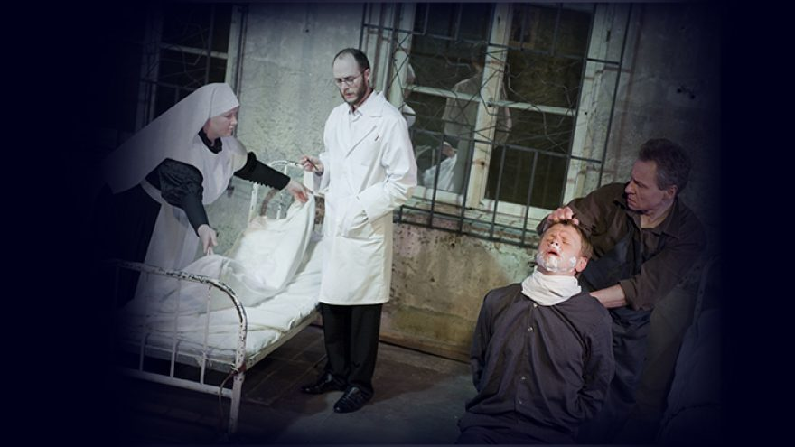PALATA Čechov Anton (rež. R.Kazlas)