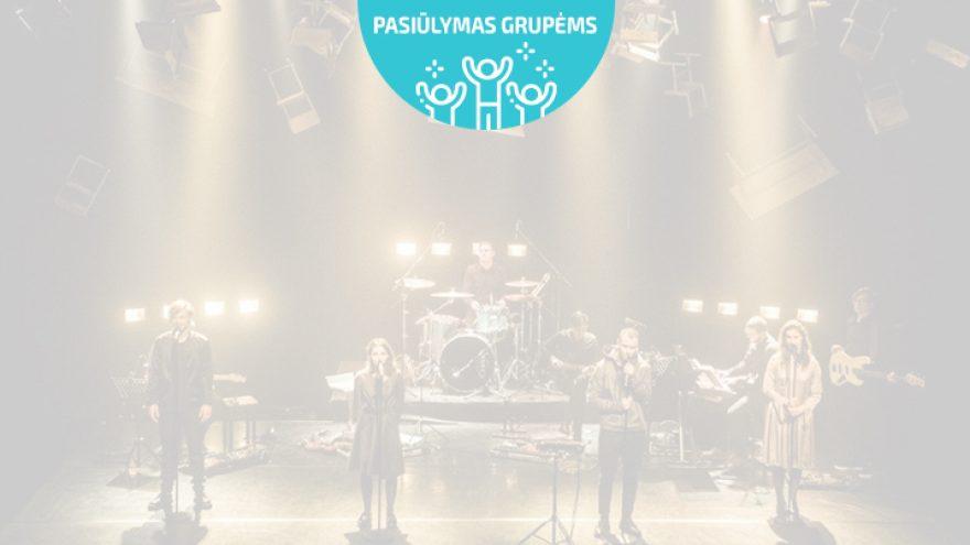 Pasiūlymai grupėms: spektaklis – koncertas NEIŠMOKTOS PAMOKOS