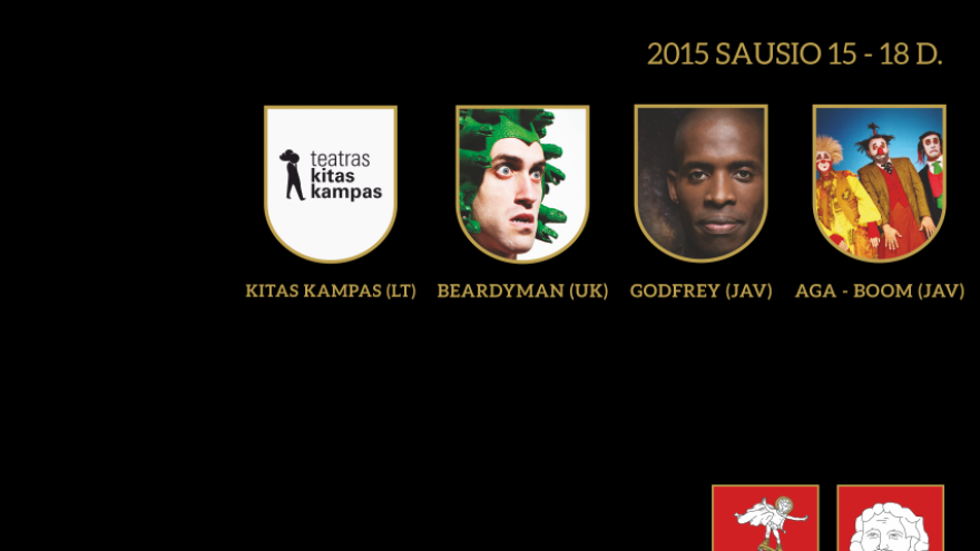 Vilnius Comedy Fest 2015