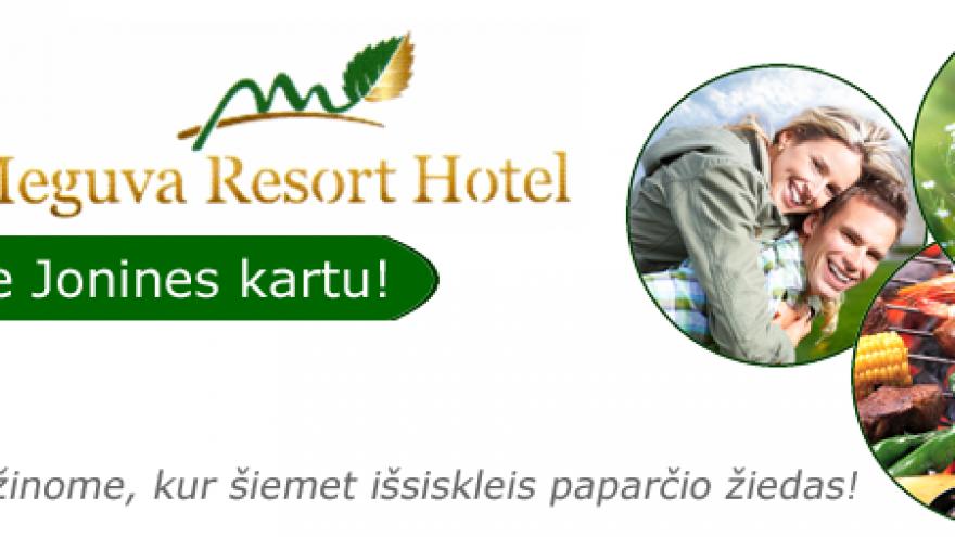 """Joninės 2015 """"Meguva Resort Hotel"""""""