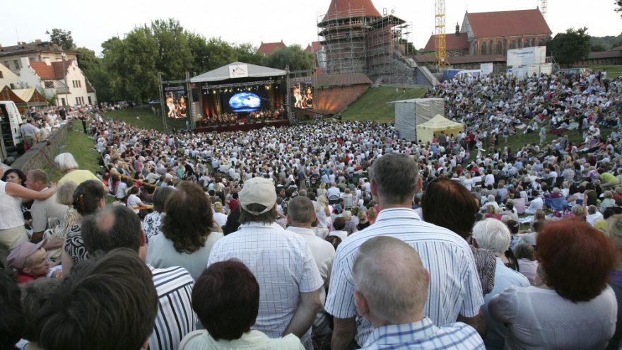 """Tarptautinis festivalis """"OPERETĖ KAUNO PILYJE 2011"""""""