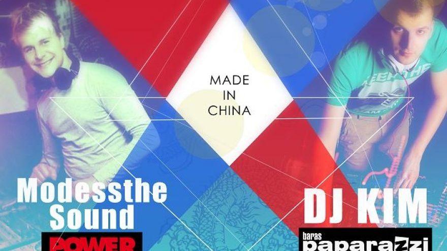 05.12 Modessthe Sound @ DVJ KIM Goodbye party