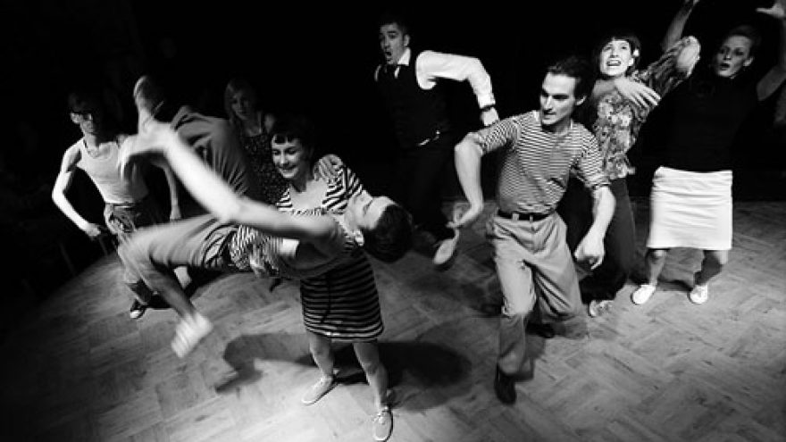 "Lindyhop.lt pristato:""Cat's Will Swing For You"""