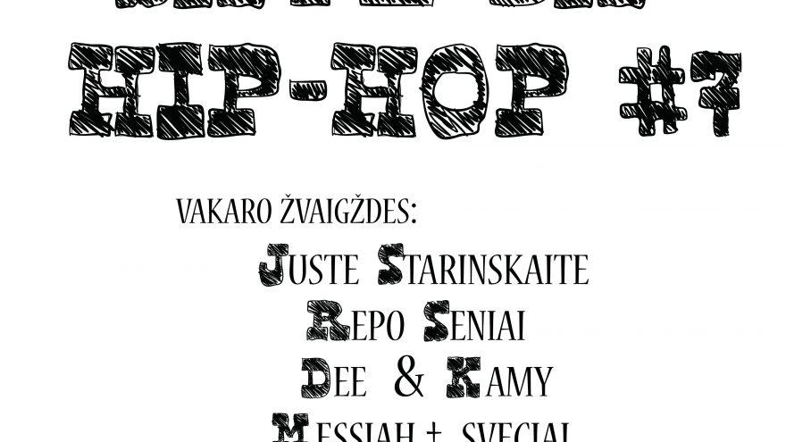 Save Da Hip-Hop #7
