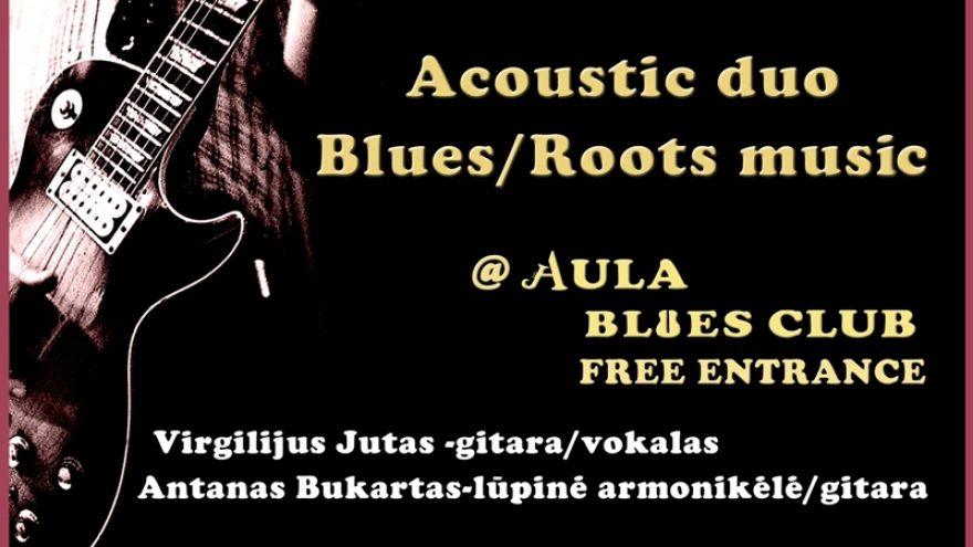 Jutas&Bukartas Acoustic