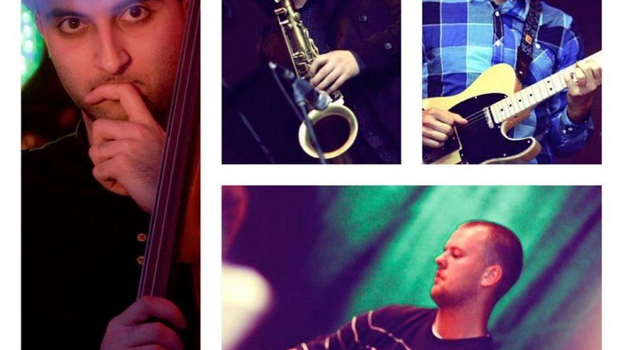 DŽIAZO ANTRADIENIS:kvartetas R.A.D.D. / Jazz Quartet