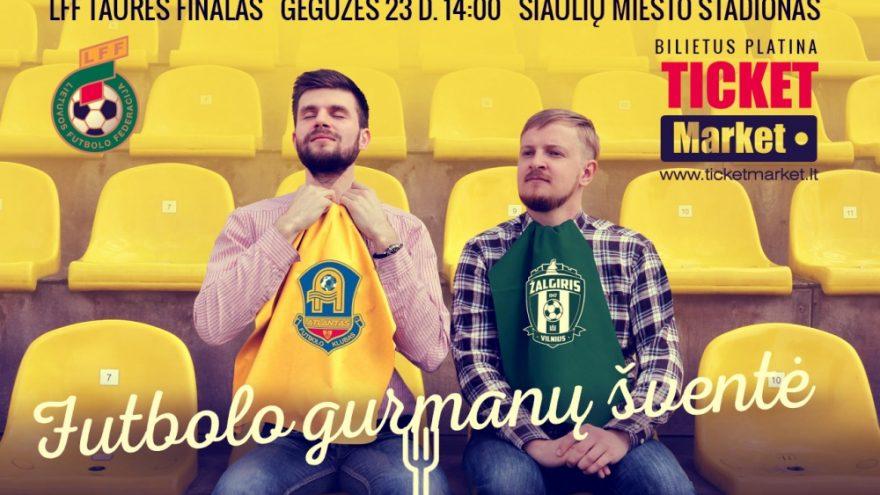 LFF FUTBOLO TAURĖS FINALAS | ŠIAULIAI