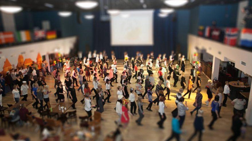 "International Dance Festival ""LITHUANIAN OPEN 2015"""