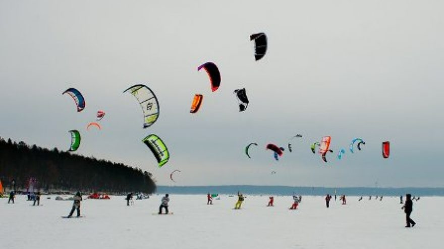 """Snow Kite Grand Prix 2011″"