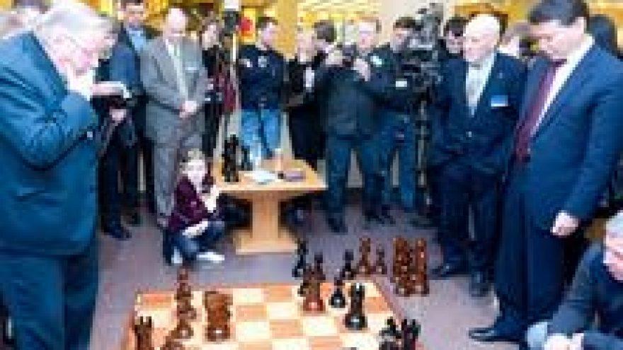 Didelių šachmatų turnyras – LR Seimo taurė 2015