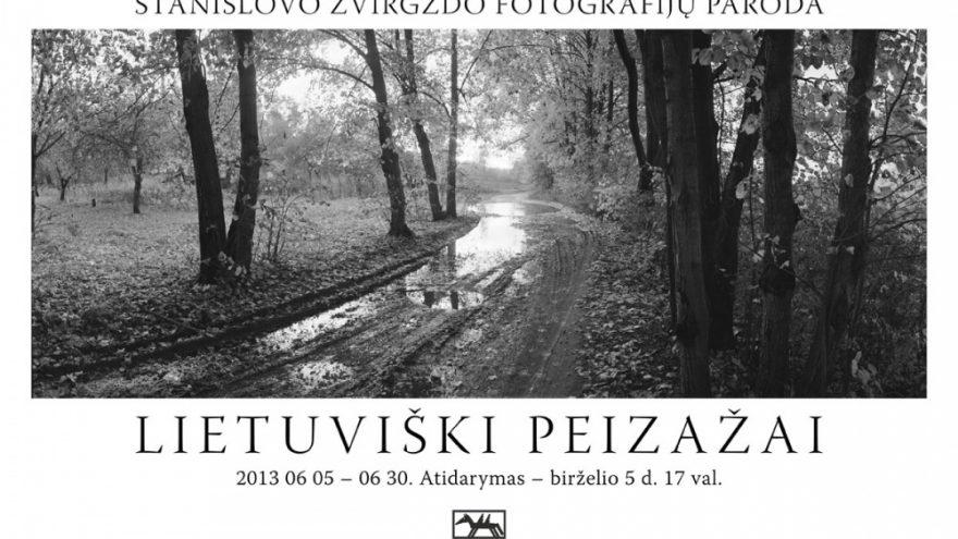 """Fotografijų paroda """"Lietuviški peizažai"""""""