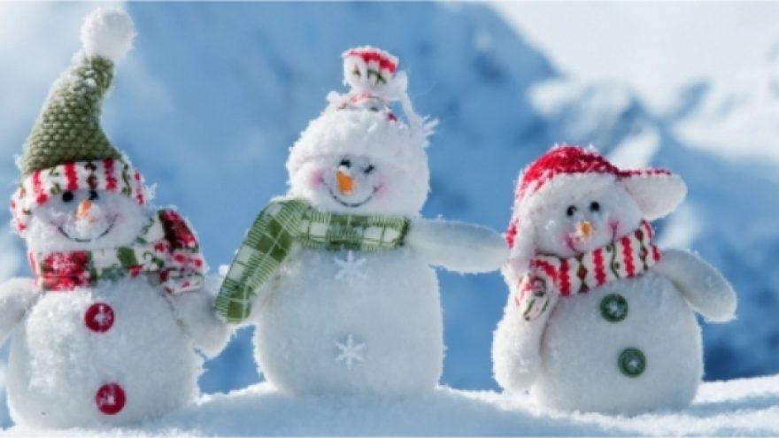 Naujas sniegas – naujos linksmybės