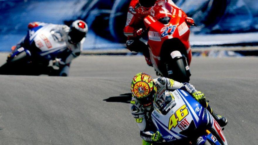 2011.06.06 – 2011.06.12 Sporto baras – Moto-GP